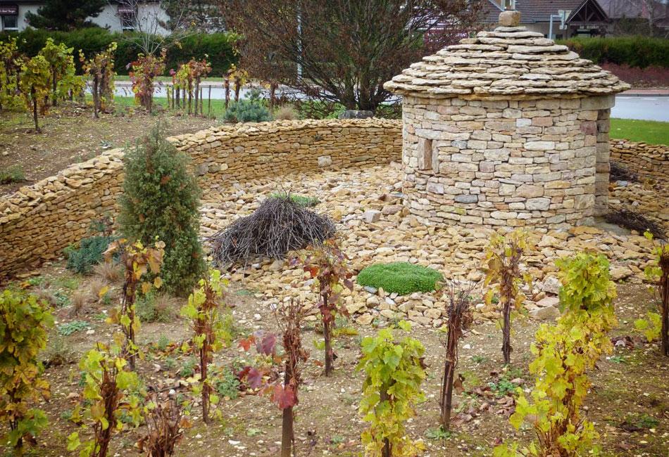 Association Sentiers, Dijon, chantiers d'insertion professionnel