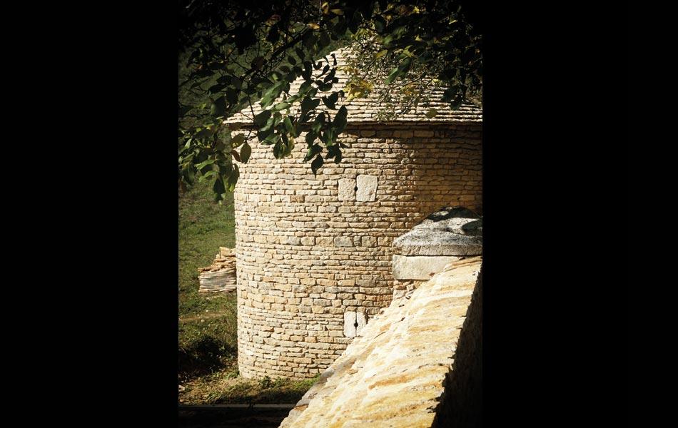 Remparts de Salives - Association Sentiers - Dijon
