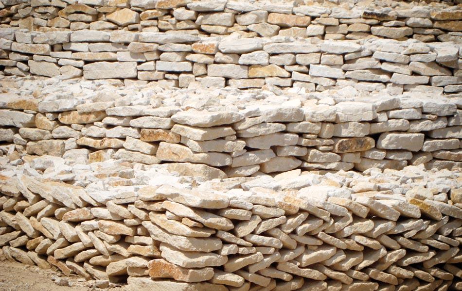 Murs de pierre à Meulson - Association Sentiers - Dijon