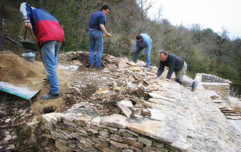 Rucher de la Combe à la Serpent - Dijon - Association Sentiers